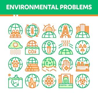 Problèmes environnementaux
