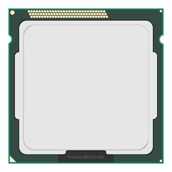 Processeur informatique.
