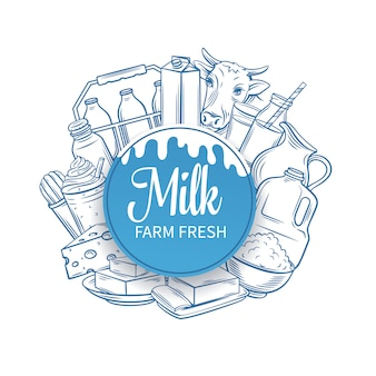 Producteur de lait