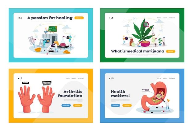 Production en pharmacie, médicaments à base de marijuana, arthrite et gastrite
