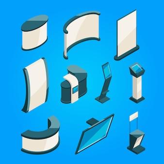 Le produit isométrique est synonyme d'exposition