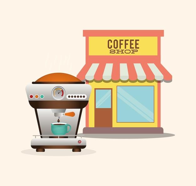 Produit de machine à café