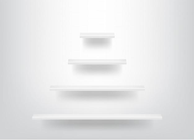 Produit vide réaliste maquette 3d