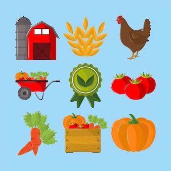 Produits alimentaires frais