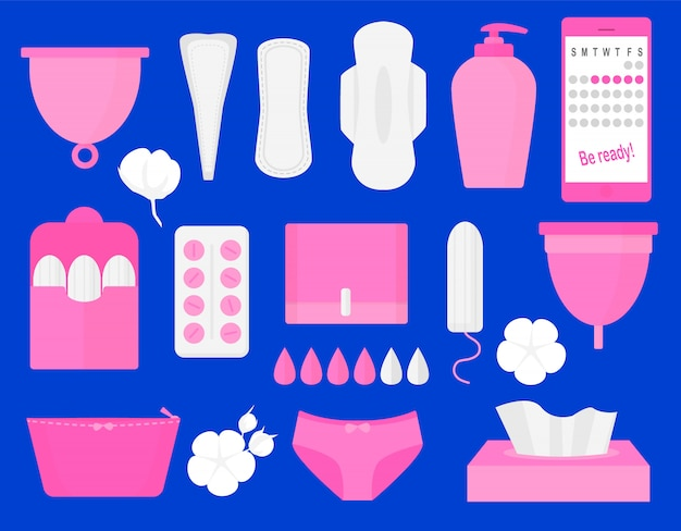 Produits d'hygiène femme