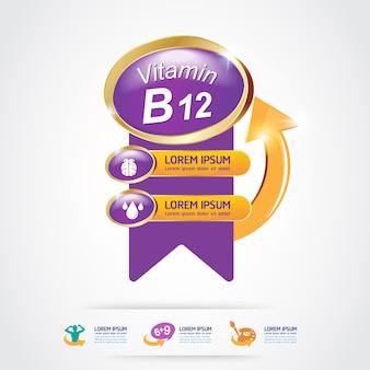 Produits omega nutrition et vitamin logo pour enfants.