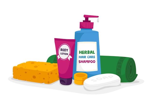 Produits de toilette et accessoires de toilette lotion corporelle
