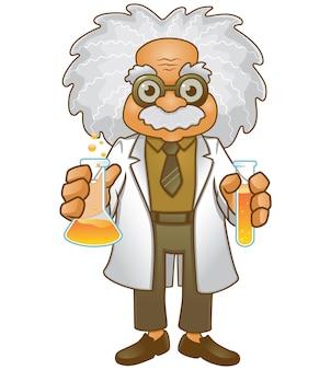 Professeur experiment