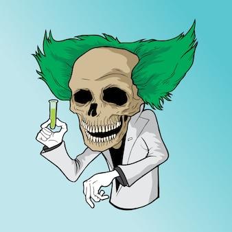Professeur mort