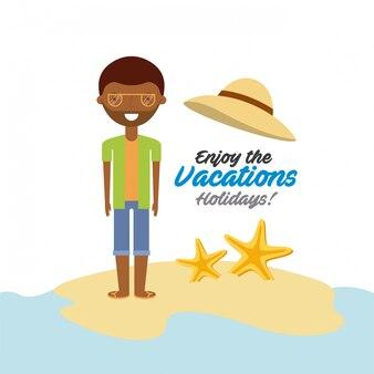 Profiter des vacances vacances