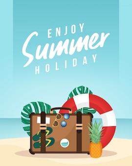 Profitez des vacances d'été