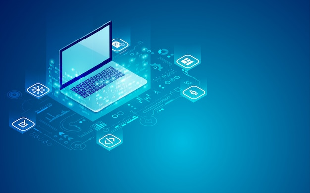 Programmation pour ordinateur portable