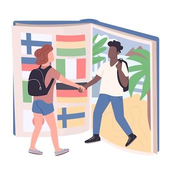 Programme d'échange d'étudiants