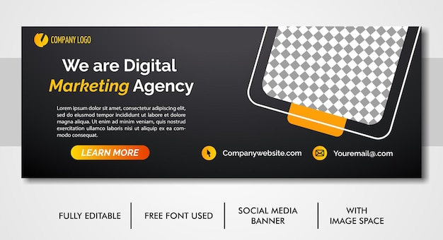 Promotion du marketing d'entreprise numérique