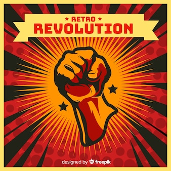 Propagande de la révolution rétro