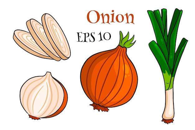 Protection contre la pluie. parapluie orange en style cartoon. illustration vectorielle pour la conception et la décoration.