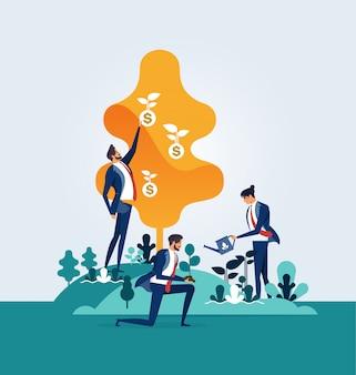 Protection des hommes d'affaires et préservation de l'environnement