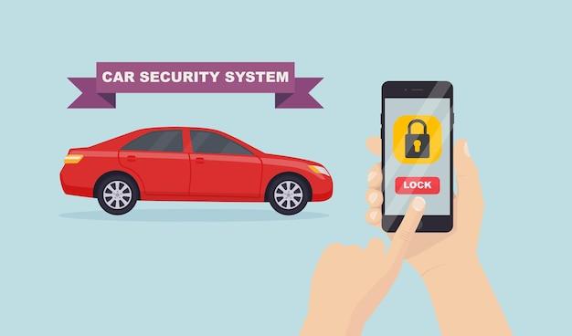 Protection intelligente de la clé de voiture à distance