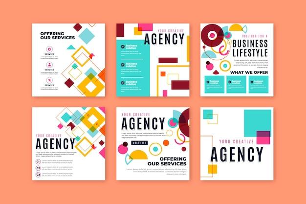 Publications instagram commerciales générales