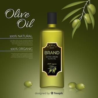 Publicité sur l'huile d'olive