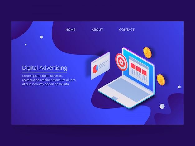 Publicité numérique