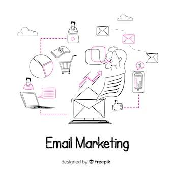 Publicité par e-mail