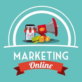 Publicité sociale et marketing en ligne