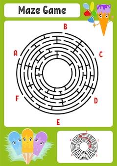 Puzzle de jeu pour les enfants.