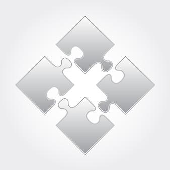 Puzzle square