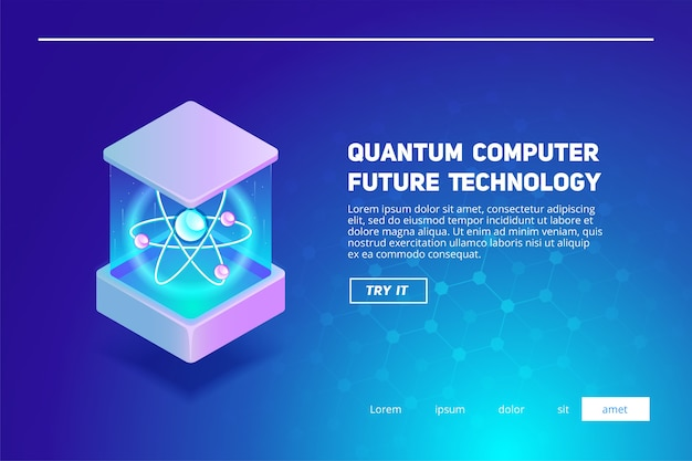 Quantum computer future technology