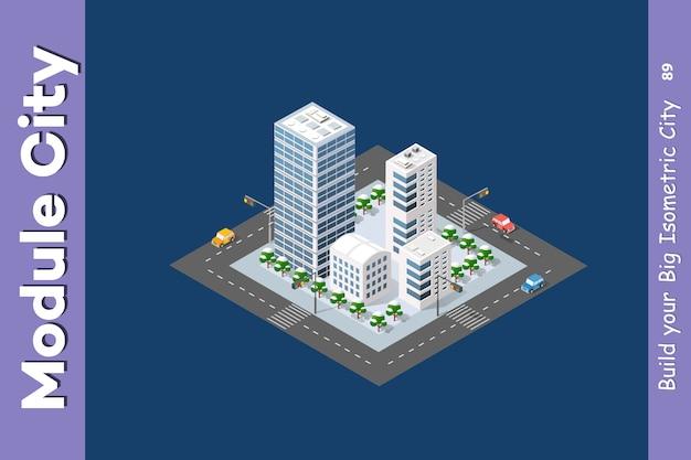 Quartier de la ville