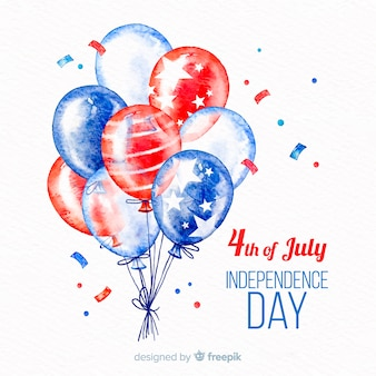 Le quatre juillet