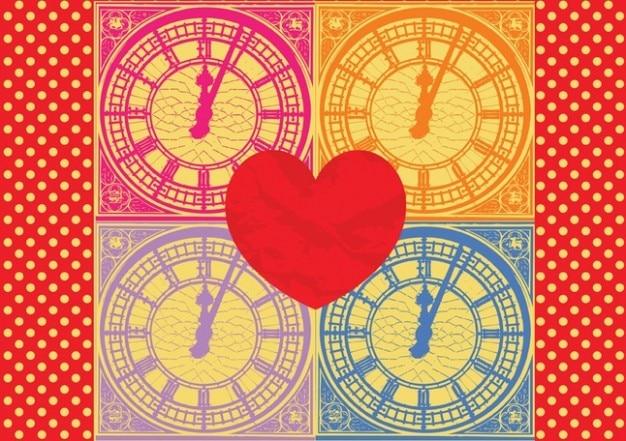 Quelle heure est-amour