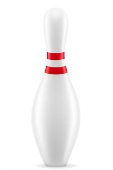 Quille de bowling