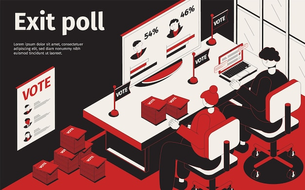 Quitter l'illustration du sondage
