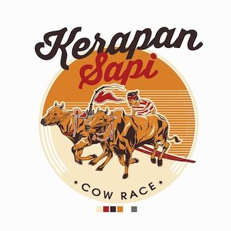 Race de vache indonésie culture