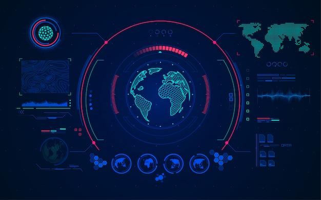 Radar mondial