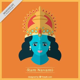 Ram fantastique navami fond