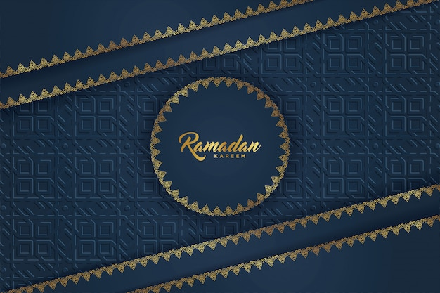 Ramadan karem salutations islamiques.