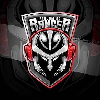 Ranger en streaming logo esport