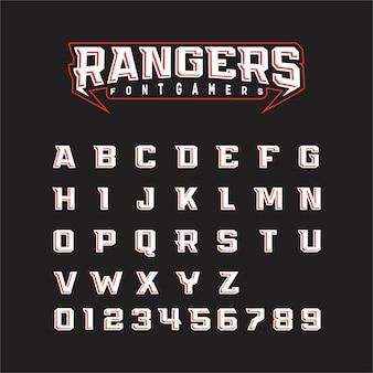 Rangers fon joueurs