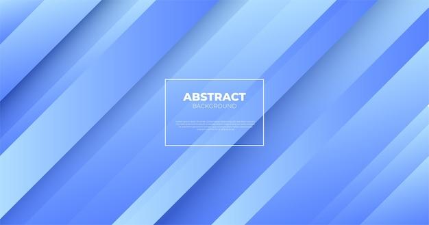 Rayures abstraites bleues modernes