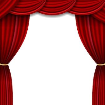 Réaliste luxe rideau corniche décor intérieur tissu intérieur draperie textile lambrequin