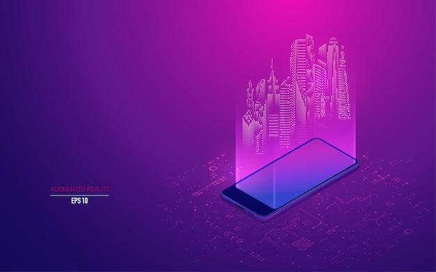 Réalité augmentée sur mobile