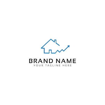 Realty analyze logo template