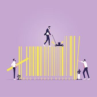 Rebranding reconstruire la stratégie marketing et créer un nouveau look pour une entreprise