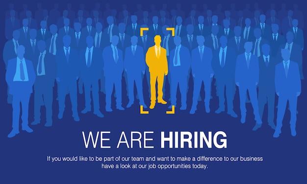 Recherche d'emploi et emploi de carrière