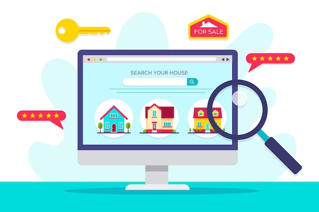 Recherche immobilière
