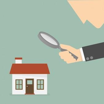 Recherche maison fond