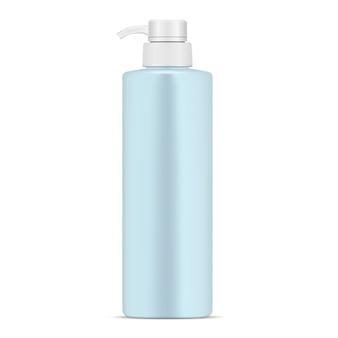 Récipient de pompe réaliste de bouteille de distributeur cosmétique